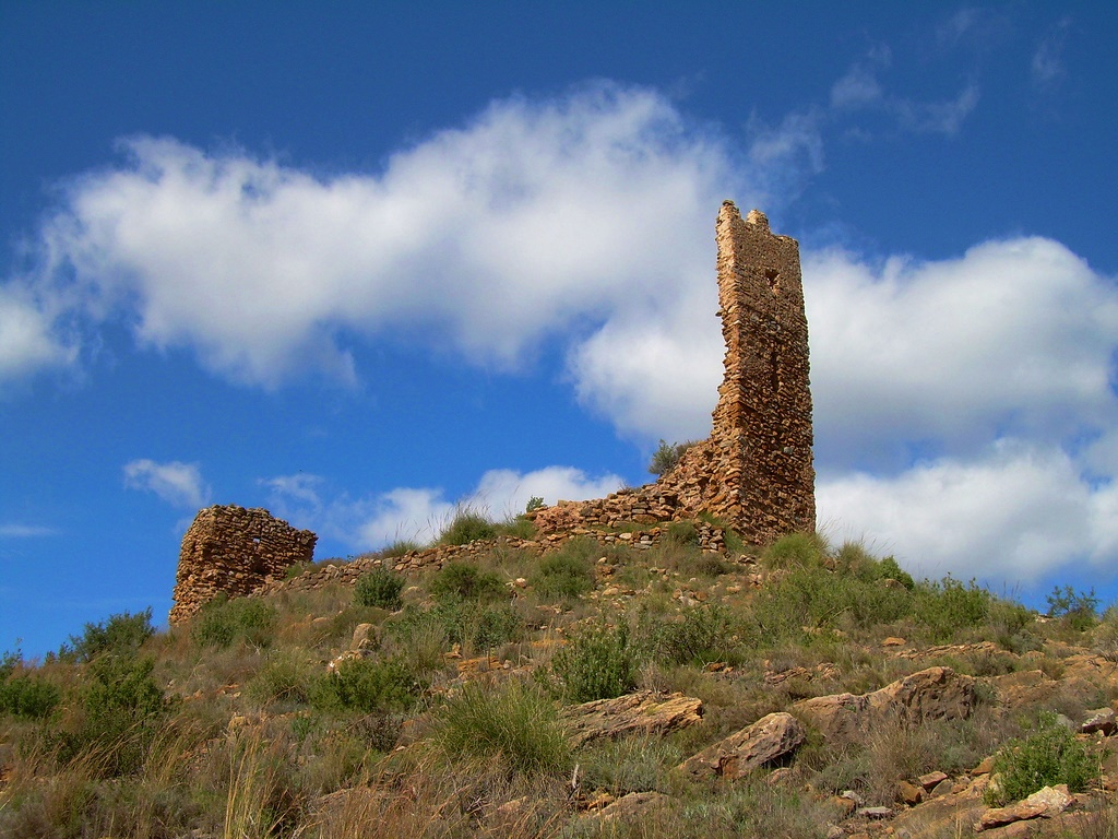 Restos del castillo. Autor, Jose