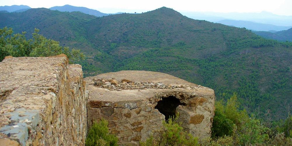 Bunker Guerra Civil Española Castellón Espadán
