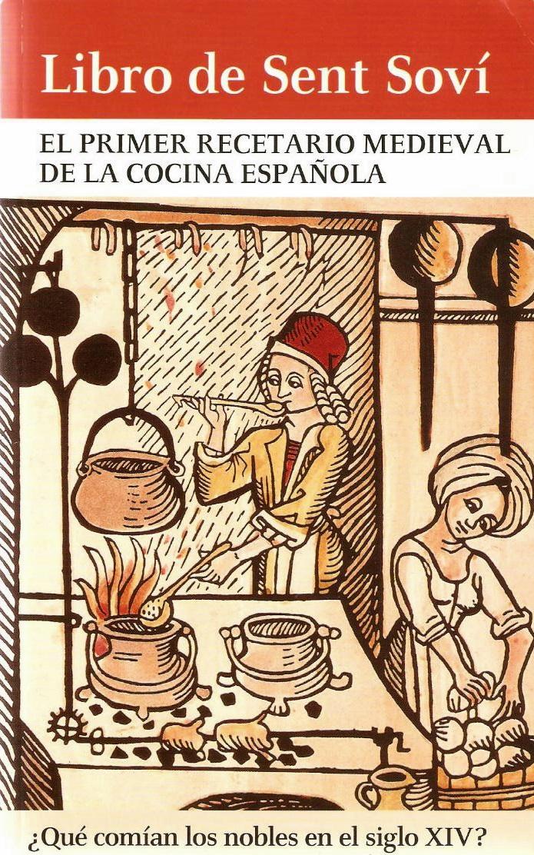 libro sent soví cocina medieval medievo edad media