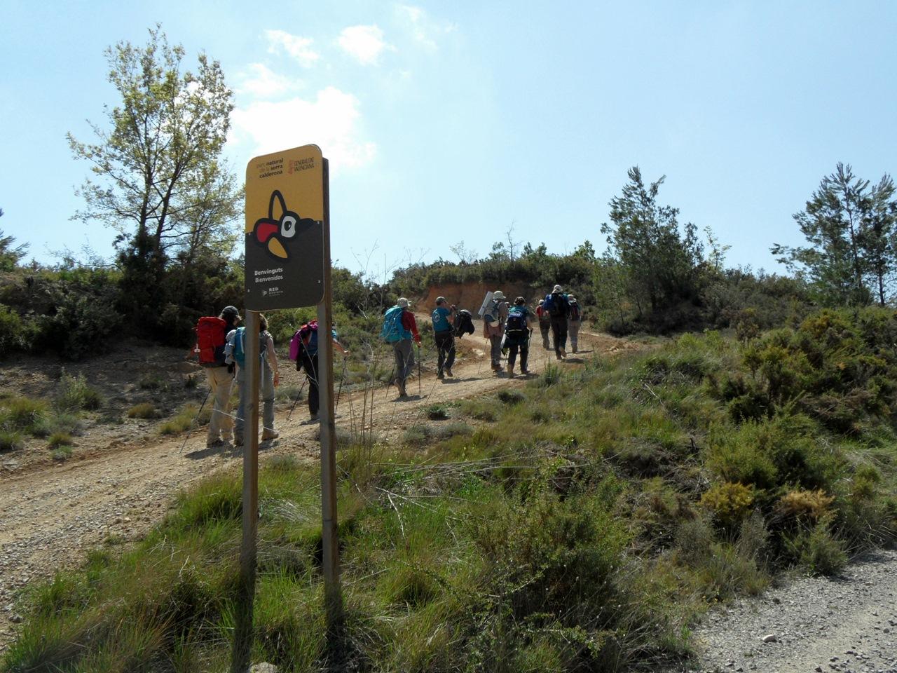 senderismo Castellón Comunidad Valenciana