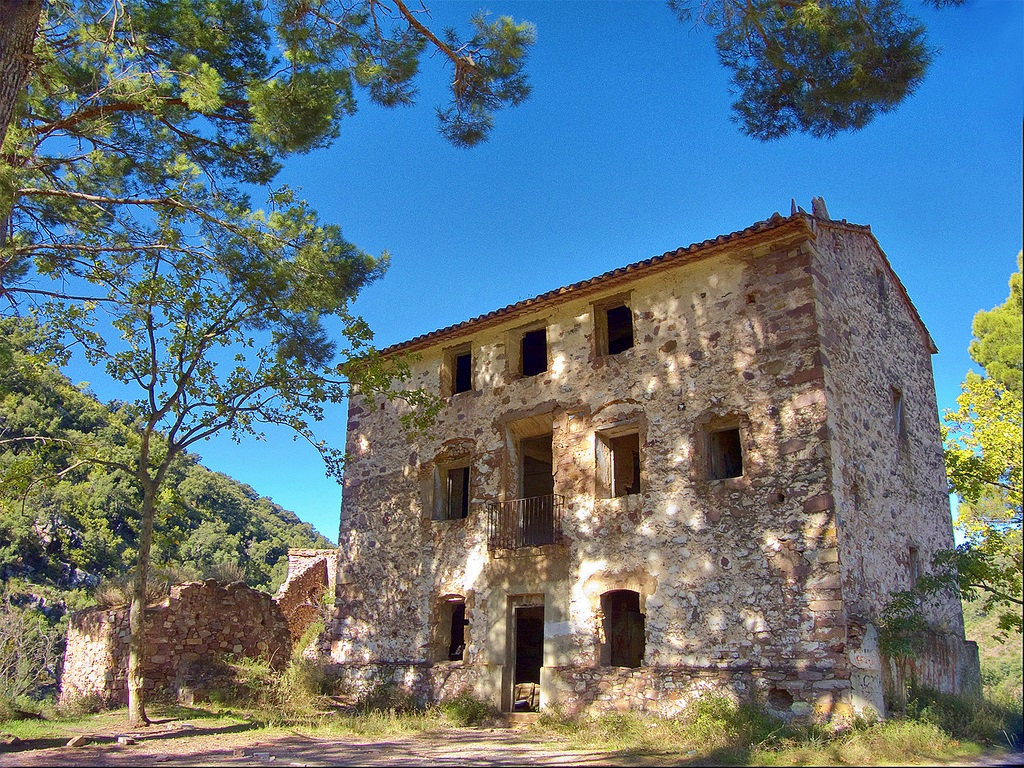 Casa Mosquera. Autor, Angel Salom