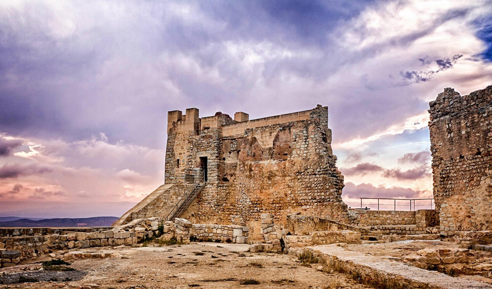 Castillo de Alcalà de Xivert Castellón