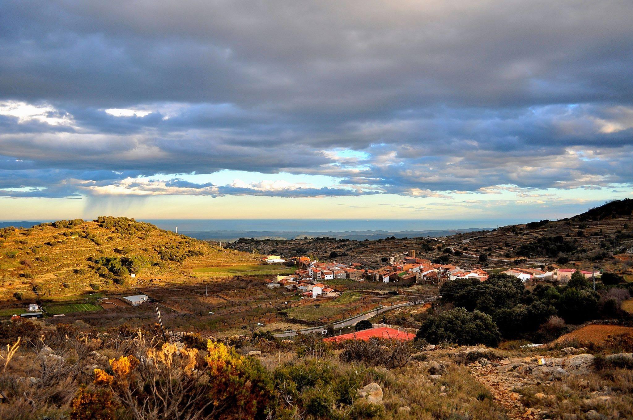 Vista de La Serratella
