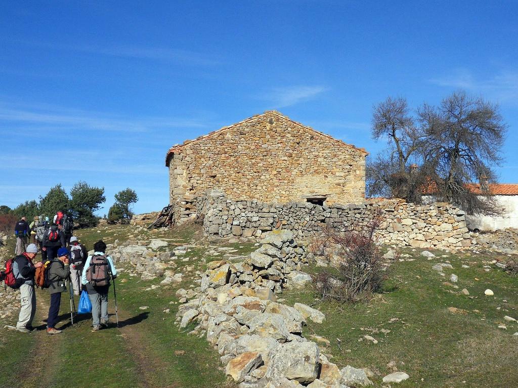 Cerca de Peñagolosa