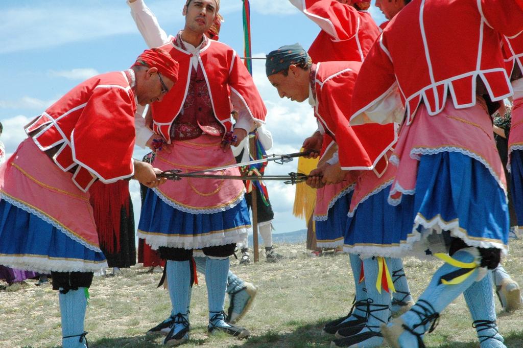 dansa guerrera Todolella