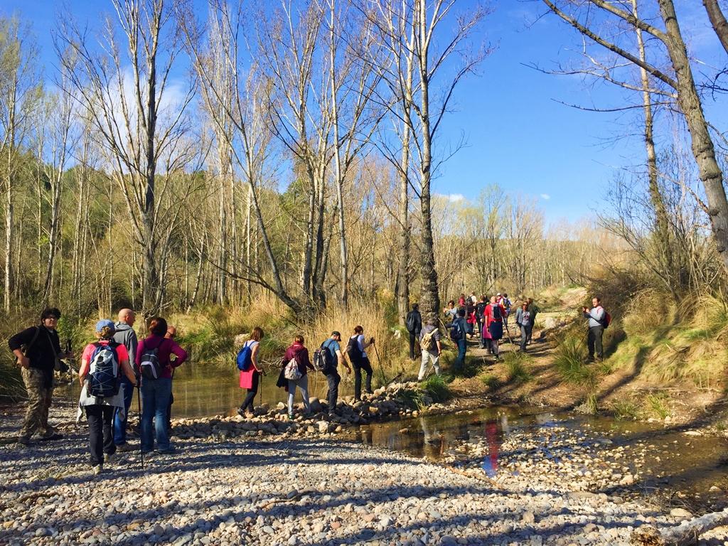 Jérica Caixa Castelló Ecoturismo Castellón en Ruta Comunidad Valenciana
