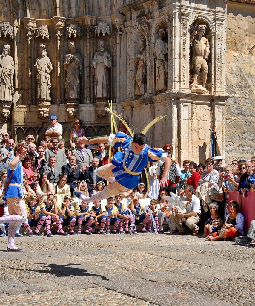 Sexenni de Morella Fiesta Turistica
