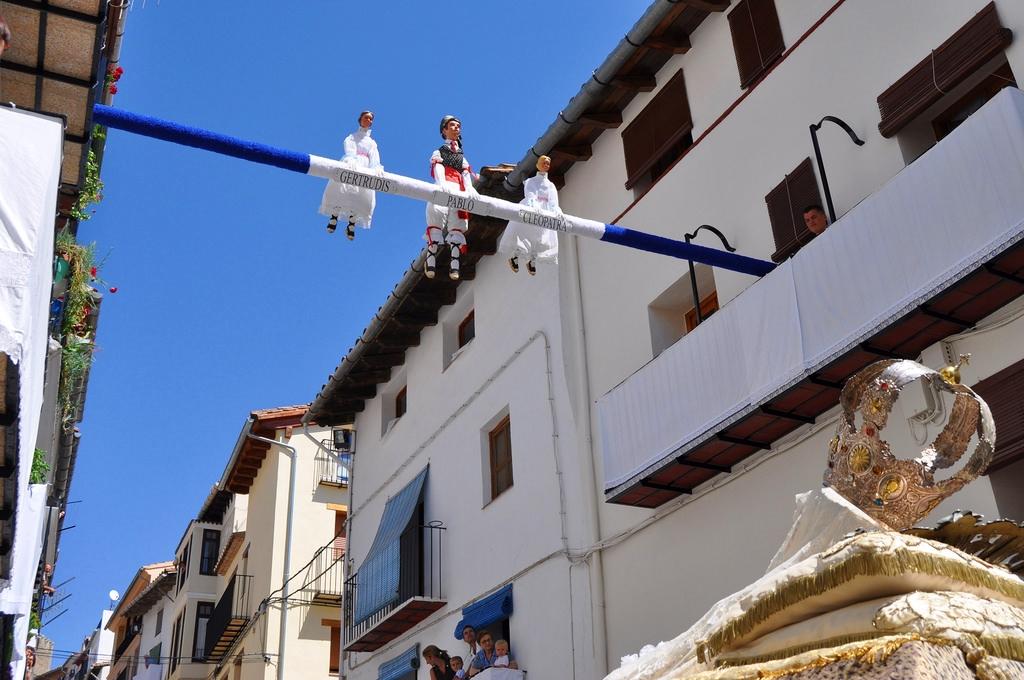 sexenni Morella Castellón Comunidad Valenciana