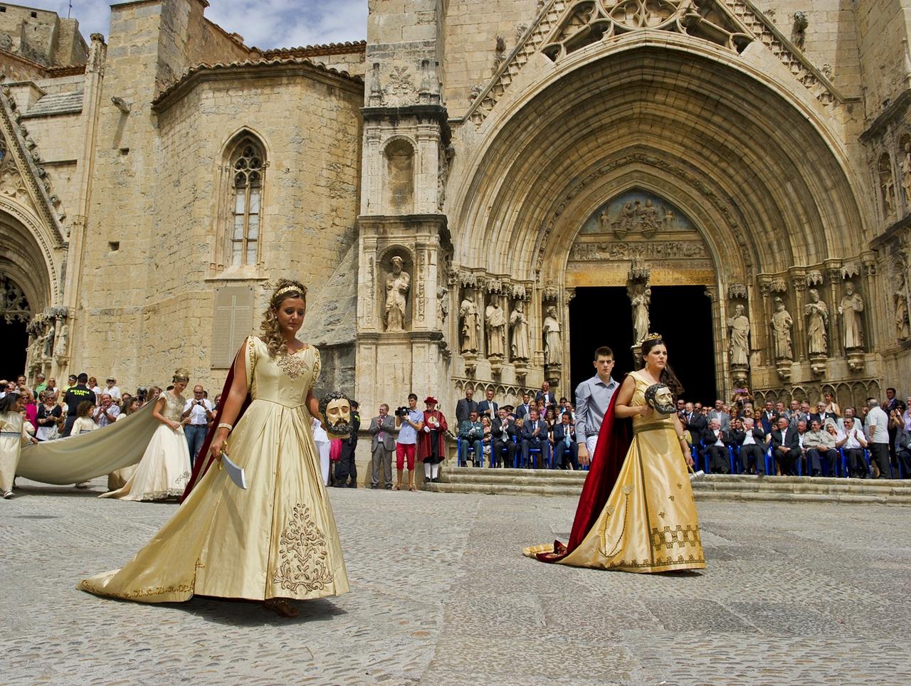 sexenni Morella desfile