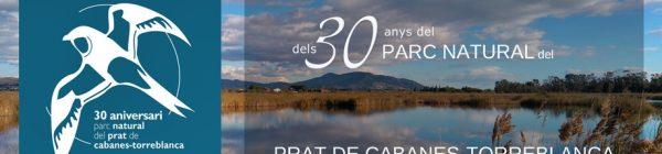 Celebración del 30 aniversario del Parque Natural Prat de Cabanes-Torreblanca