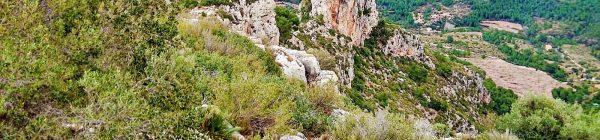 Descubriendo el Castillo de Sufera (Cabanes, Parque Natural del Desert de les Palmes)