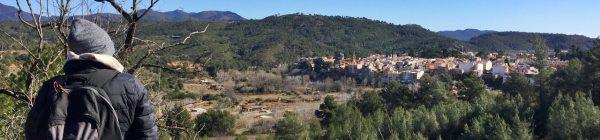 Ruta accesible Via Verde Ojos Negros Castellon