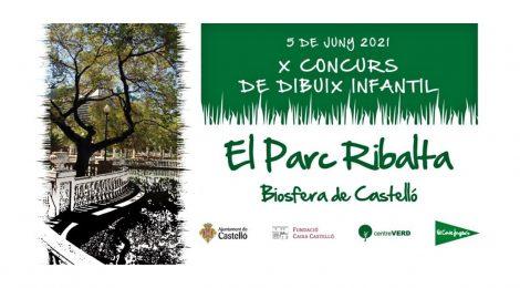 Concurs Dibuix Infantil Parc Ribalta Castellon